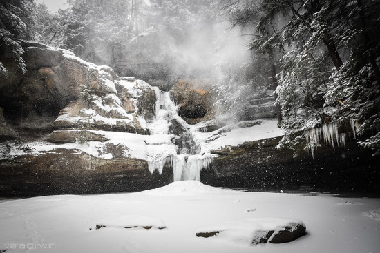 Cedar Falls by vera365