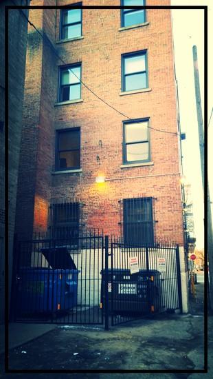 Exploring Back Alleys by bkbinthecity
