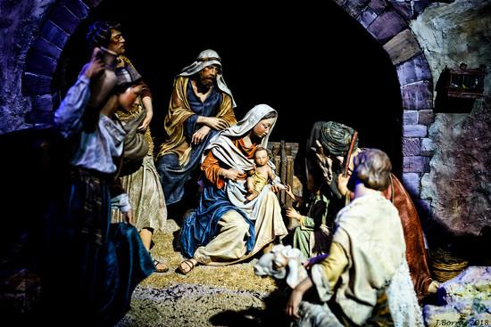 Nativity Scene by jborrases