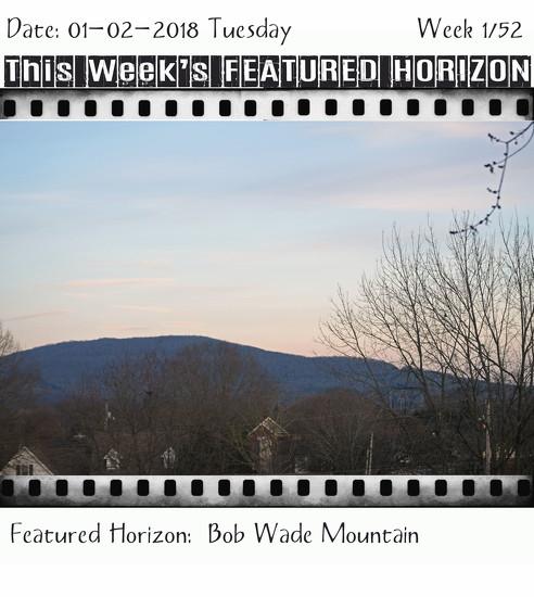 Bob Wade Mountain by dsp2