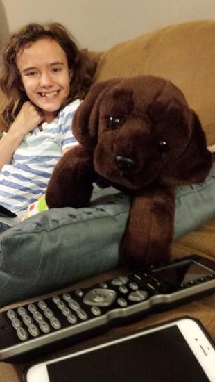 New puppy by caitnessa