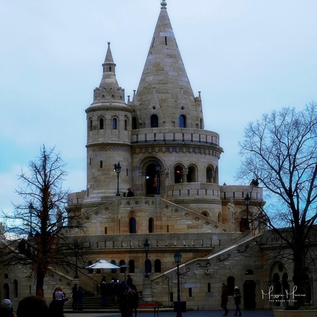 Buda Castle2 by maggiemae