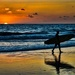 Sundown Surf by stray_shooter