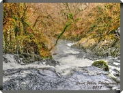 4th Jan 2018 - Swallow Falls,Wales (another view)