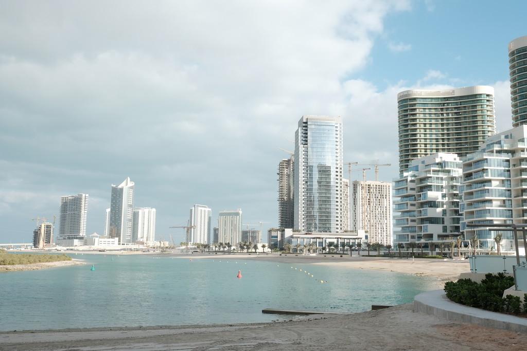 Al Reem Island, Abu Dhabi by stefanotrezzi