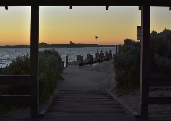 Gateway To The Penguins_DSC1042 by merrelyn