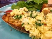 5th Jan 2018 - Hooked on Brunchfast Eggs