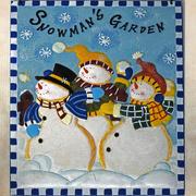 5th Jan 2018 - Snowman's Garden