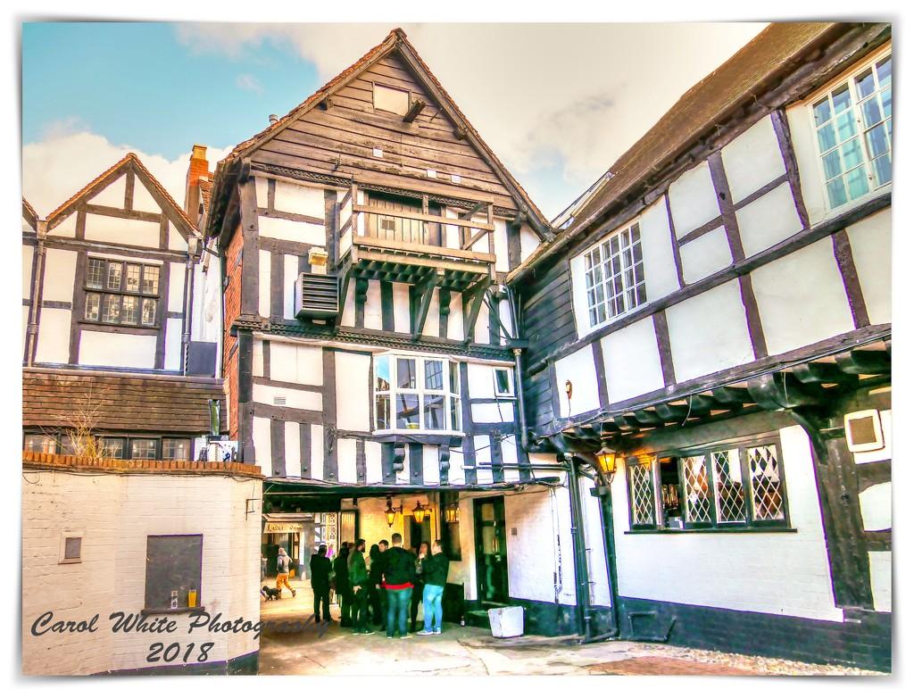 The Bull Inn,Ludlow by carolmw