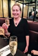 5th Jan 2018 - Birthday champagne