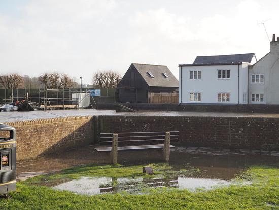 Arundel flooding by josiegilbert