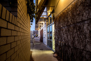 6th Jan 2018 - The only alley in town