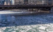 7th Jan 2018 - Under the Wabash Avenue Bridge