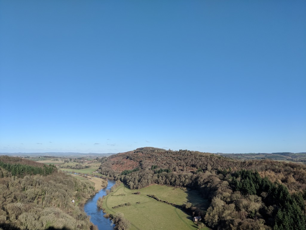 The Wye Valley  by seanoneill