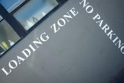 8th Jan 2018 - Loading Zone