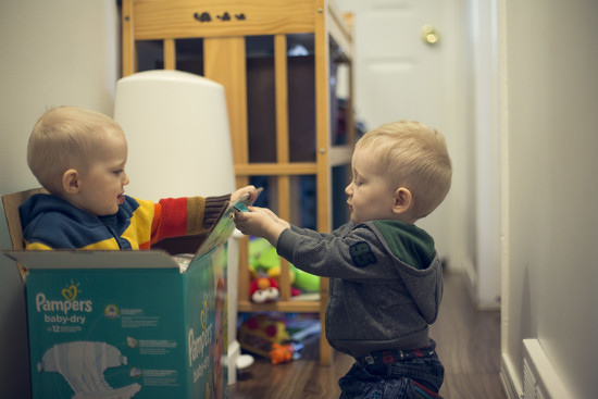 Diaper box by jessiolsenphotography
