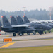 Lakenheath four returned F-15's