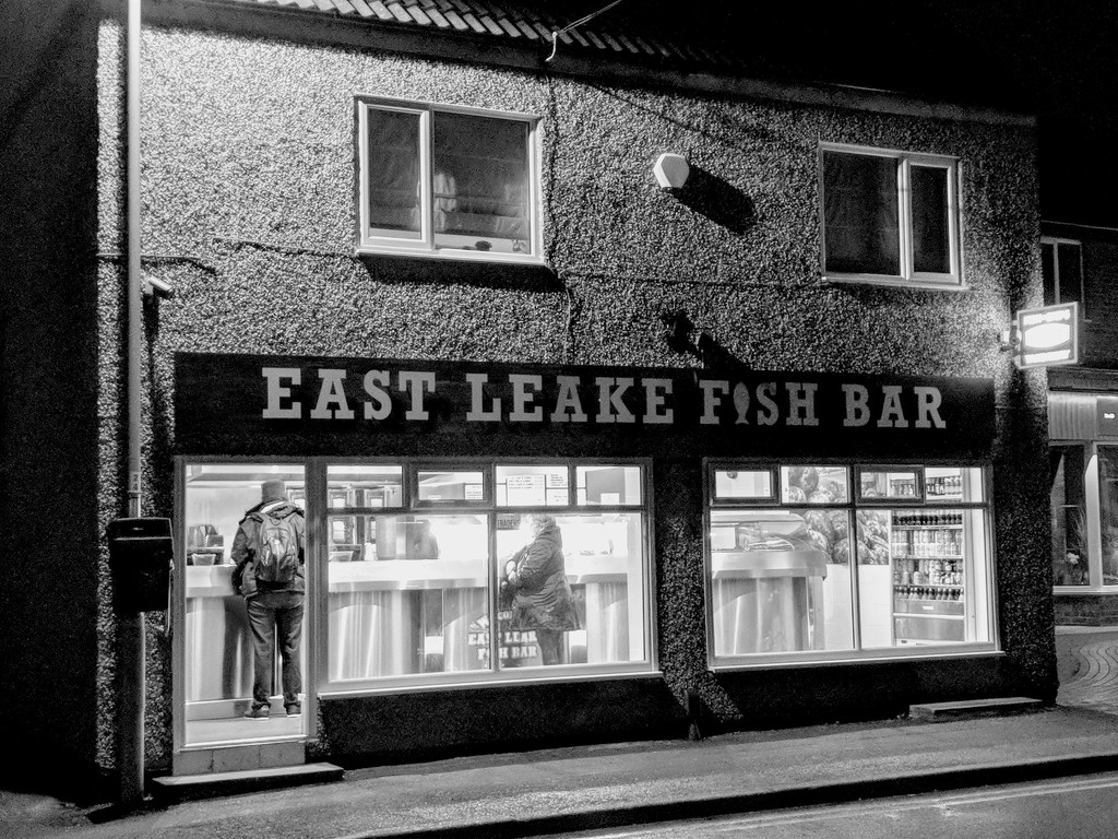 Our local Fish & Chip shop  by seanoneill
