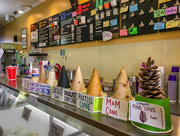 8th Jan 2018 - Ice cream shop