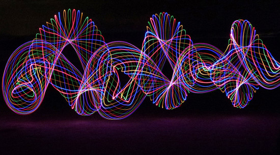 Light Painting by onewing