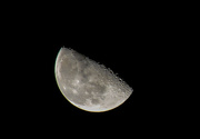 8th Jan 2018 - MOON!