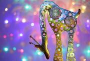 9th Jan 2018 - The giraffe is dreaming