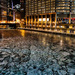 Glowing Icy Chicago
