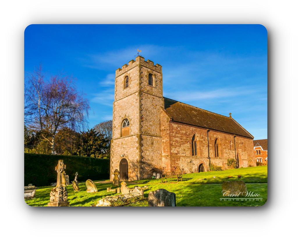 Church Of St.John The Baptist,Stapleton,Shropshire by carolmw