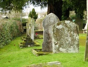 10th Jan 2018 - Very Old Gravestones