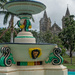 008 - Fountain & Cathedral, St Kitts