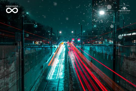 """Day 1061 """"Frozen in Time"""" by kingstonroadcreative"""