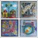 Beaumont Street Mosaics