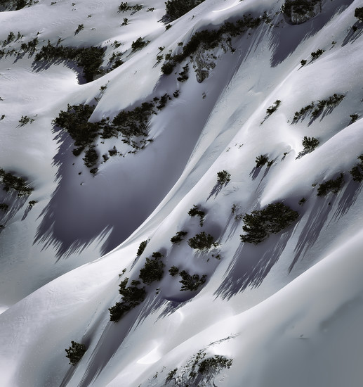 steep slope by jerome