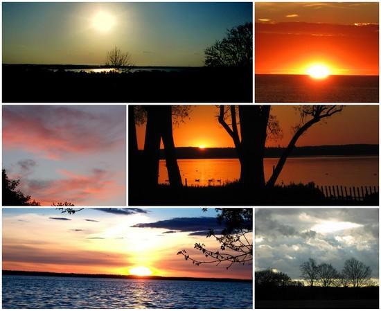 Sunset sunrise by bruni