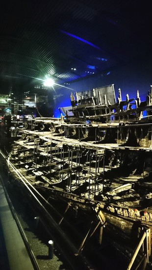 The Mary Rose  by peadar