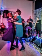13th Jan 2018 - Dancing to Blowzabella in Baltonsborough village hall