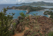 14th Jan 2018 - 011 - View from Shirley Heights, Antigua