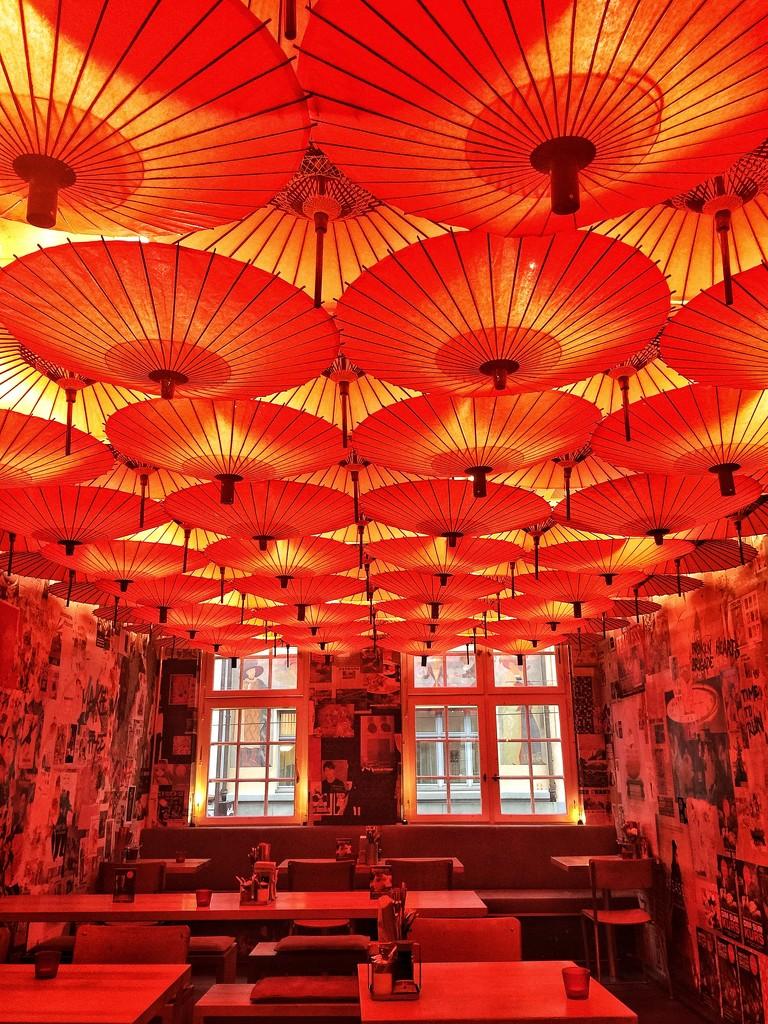 Asian restaurant    by cocobella