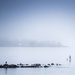 A Foggy Paddle by kwind