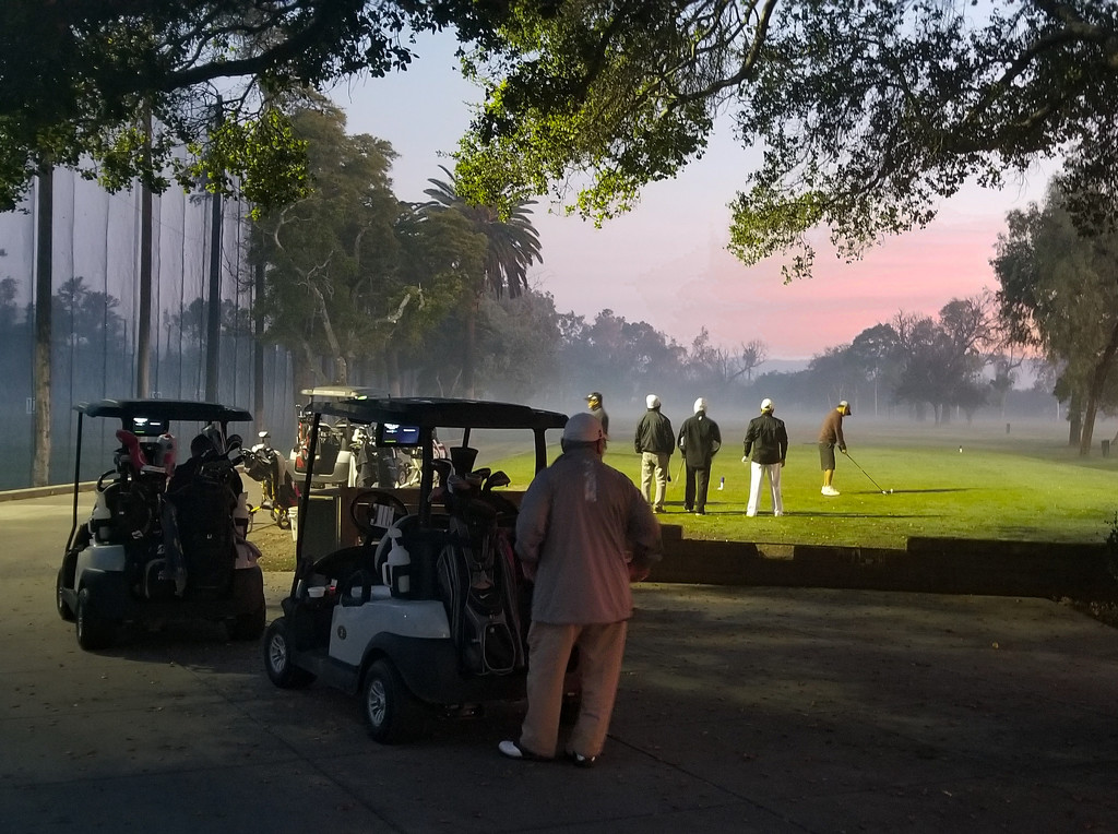 Early Tee Time by stray_shooter
