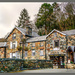 The Antique Shop And Bistro,Beddgelert,Wales