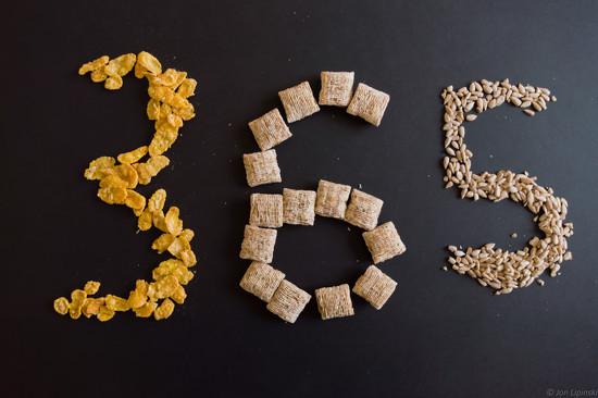 365 cereals by jon_lip