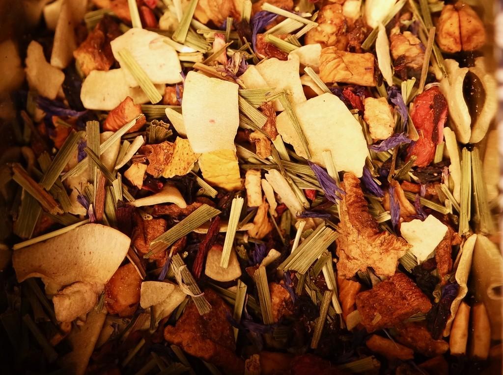 Loving my tea by toinette
