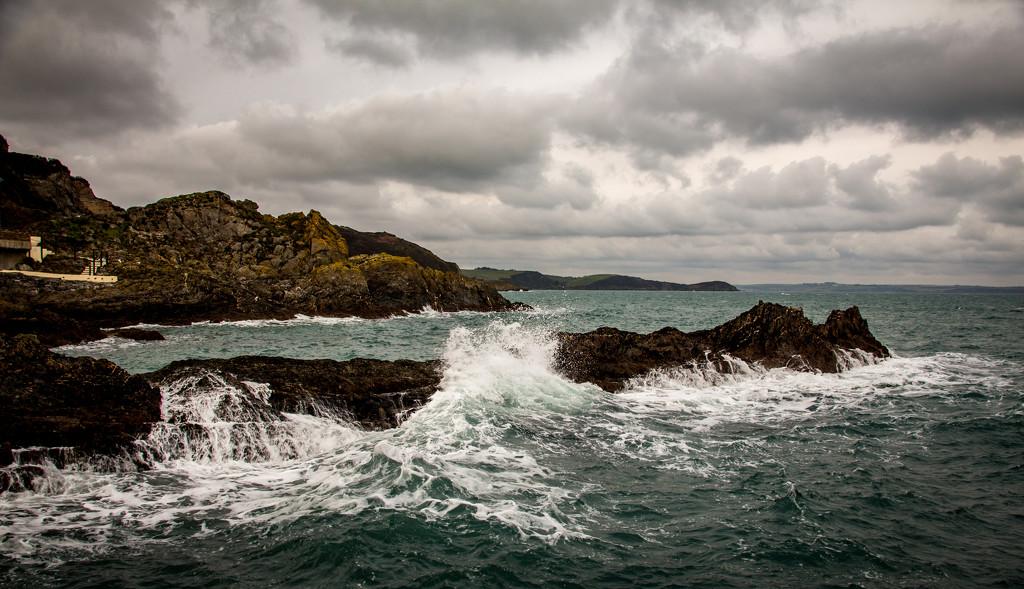Stormy Seas by swillinbillyflynn