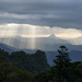 Mount Warning bathed in light by hrs