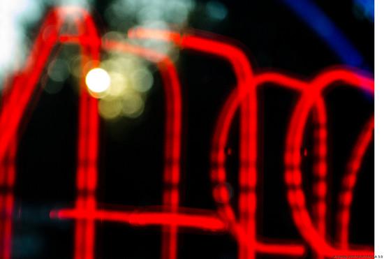 Neon Flutter by byrdlip