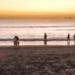 Sunset at Jimbaran Beach