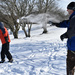The Epic Snowball Fight