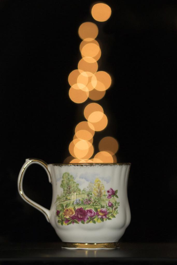 Cup of Bokeh by gaylewood