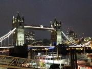 17th Jan 2018 - Tower Bridge in the Evening